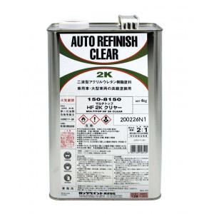 Новый премиальный лак  Rock Paint  Multitop HF Clear  150-8150